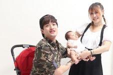 Lee Jeong-hoon & Moai Aeim umumkan kehamilan anak ke-2, selamat!