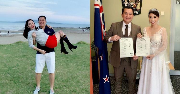 5 Fakta pernikahan Femmy Permatasari & suami di Selandia Baru