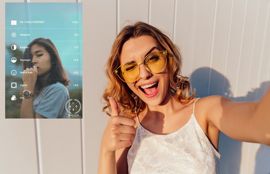 10 Tips edit foto Instagramable dari handphone tanpa filter
