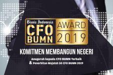 CFO BUMN Award 2019 akan digelar, ini syarat jadi yang terbaik
