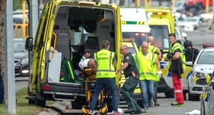Penembakan Di Selandia Photo: Ada 6 WNI Di Masjid Lokasi Penembakan Di Selandia Baru