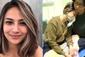 Depresi di penjara, Vanessa Angel sudah tak semangat hidup lagi