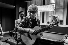 Tak puas menjadi penyanyi, Ed Sheeran menekuni dunia bisnis