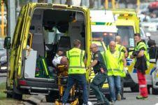 Ini wajah teroris penembakan masjid di Selandia Baru