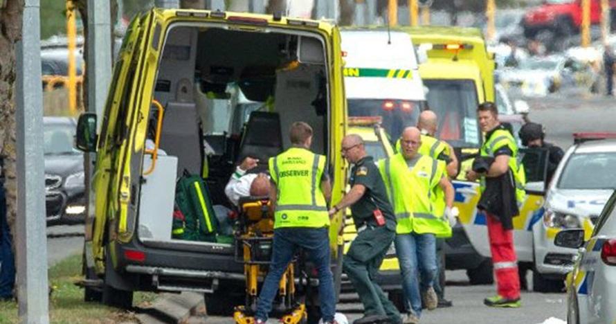 Penembakan Masjid Di Selandia Baru Wikipedia: Ini Wajah Teroris Penembakan Masjid Di Selandia Baru