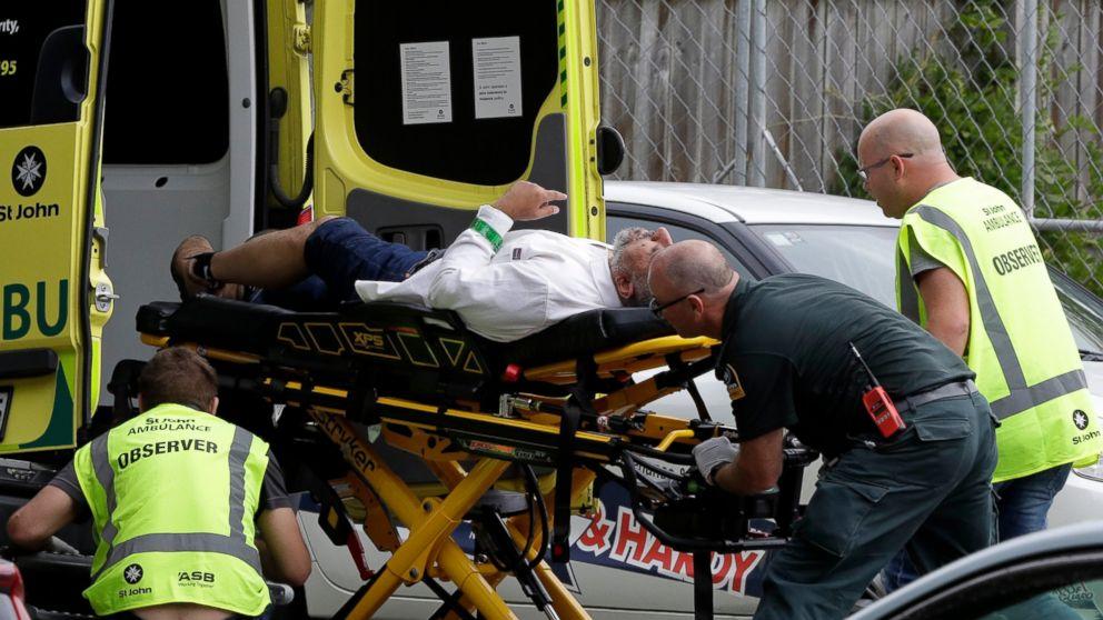 Penembakan Masjid Di Selandia Baru Wikipedia: Korban Penembakan Dua Masjid Di Selandia Baru Jadi 49 Tewas