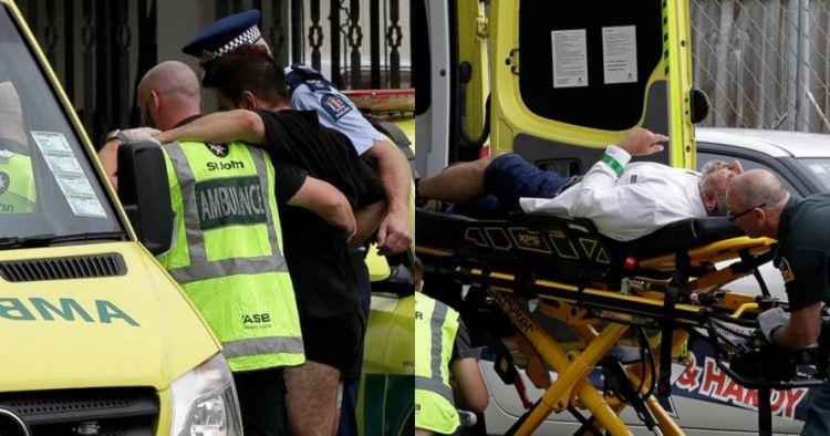 Penembakan Di Masjid Selandia Baru Wikipedia: 2 WNI Ayah-anak Jadi Korban Penembakan Di Masjid Di