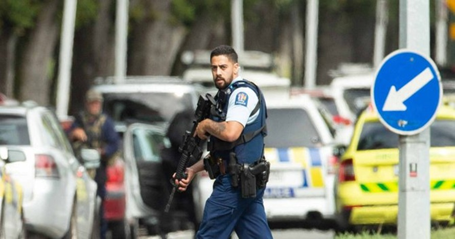Video Penembakan Di Masjid Selandia Baru Wallpaper: Curhat Keluarga WNI Korban Penembakan Masjid Selandia Baru