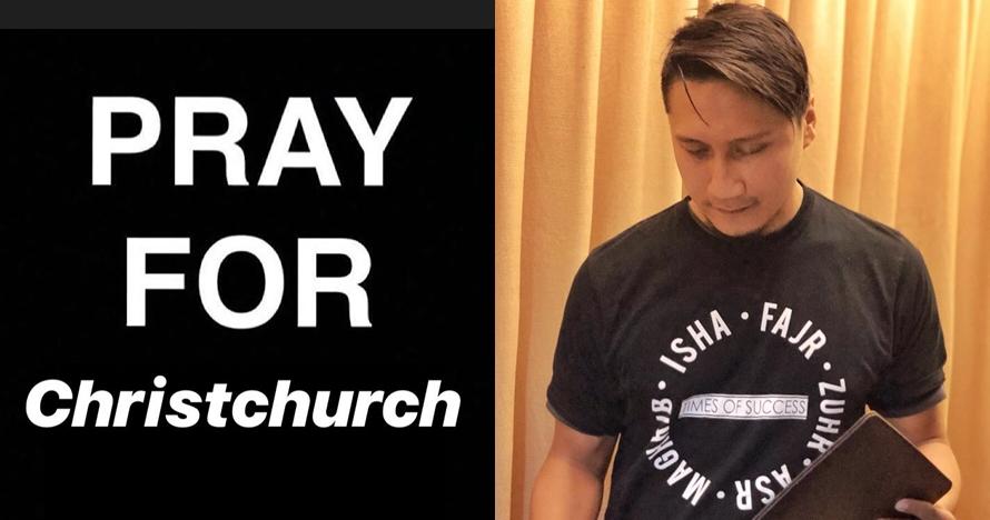 Penembakan Di Selandia Photo: Unggah Video Penembakan Di Selandia Baru, Arie Untung Tuai