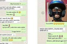 10 Chat lucu pasangan gagal paham ini bikin geleng kepala