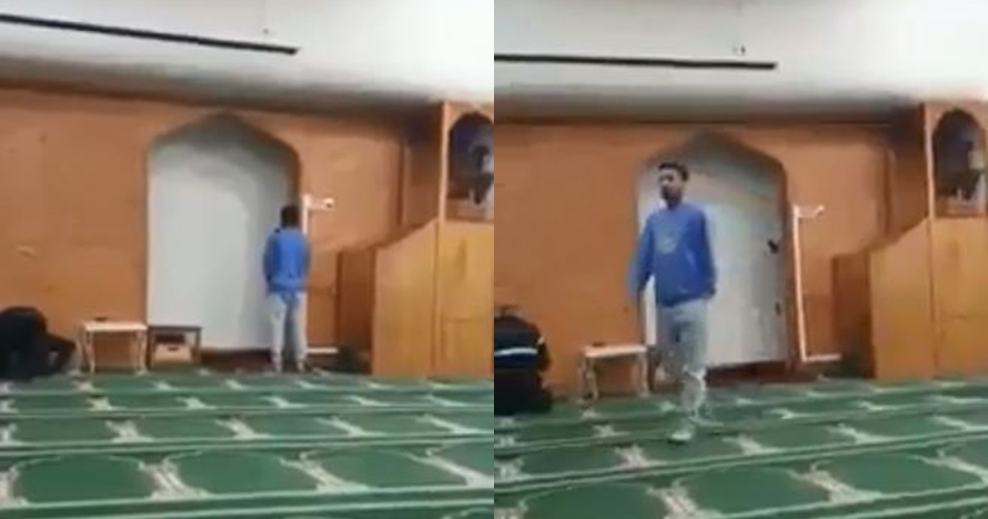 Viral video azan terakhir sebelum penembakan di masjid Selandia Baru