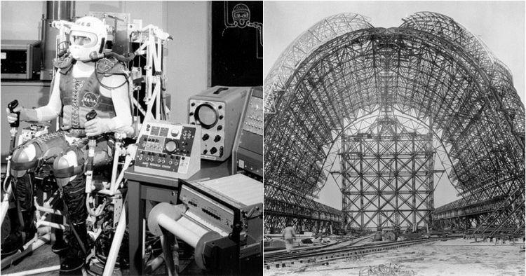 15 Penampakan markas NASA saat baru dibangun, canggih
