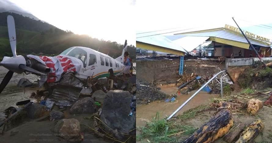 Korban banjir bandang di Sentani capai 61 orang