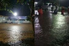 9 Potret banjir Jogja, rendam 26 desa & ribuan orang mengungsi
