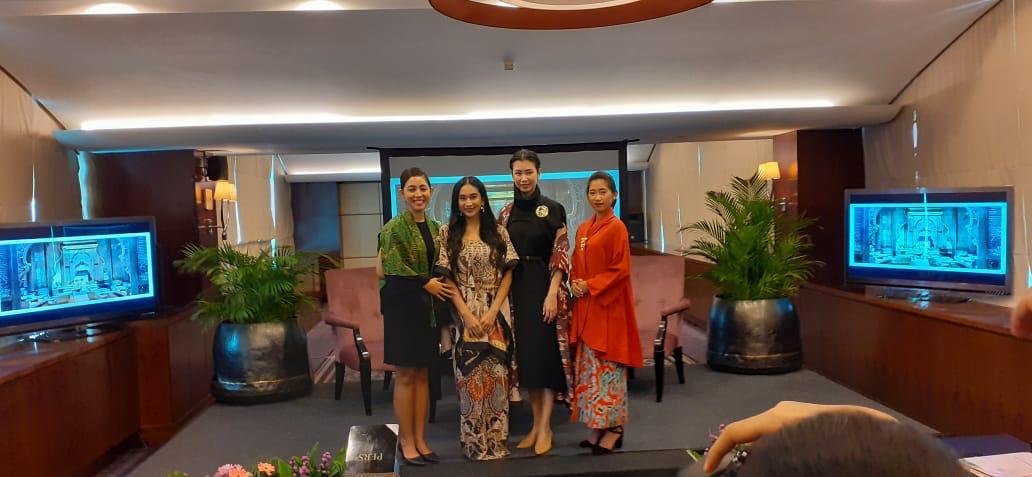 Curahan hati Happy Salma jadi penasihat seni hotel mewah di Bali