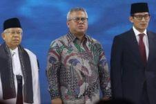 Dapat acungan jempol Jokowi, Ma'ruf Amin mengaku plong
