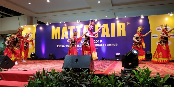 Promosi wisata di Malaysia, Tari Gandrung Banyuwangi tuai pujian