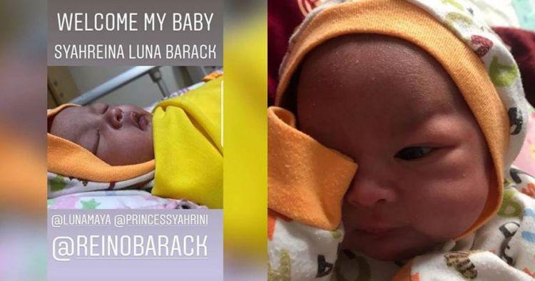 Bayi 'Syahreina Luna Barack' tuai hujatan, ini respons bijak ibunya