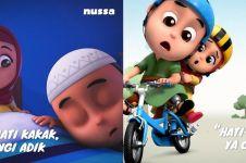 7 Fakta kartun Islam Nussa dan Rara yang jarang diketahui orang