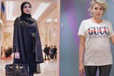 9 Koleksi kaus & jaket Nikita Mirzani, harganya jutaan rupiah semua