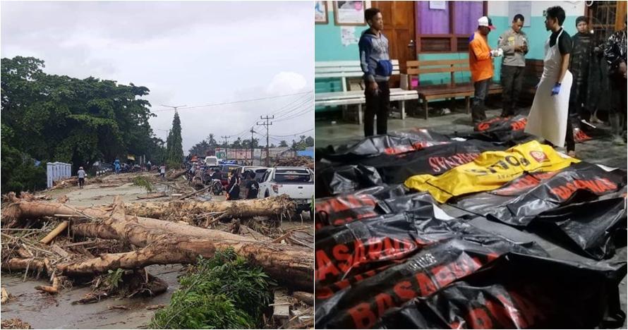 Korban banjir bandang di Sentani 79 jiwa, ribuan orang mengungsi