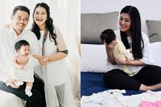 Momen Kahiyang & Sedah Mirah fashion show, gayanya curi perhatian
