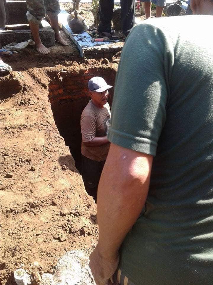 jasad kiai utuh dikuburkan 31 tahun © Facebook/santrindalem.id