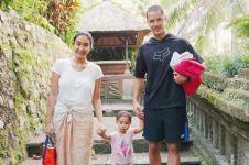 Begini cara Happy Salma bagi waktu antara keluarga dan pekerjaan