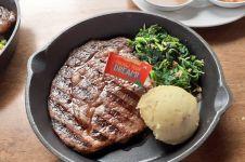 Ini tingkat kematangan steak yang paling lezat
