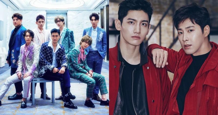 5 Momen Super Junior dan TVXQ mendarat di Jogja, diserbu fans