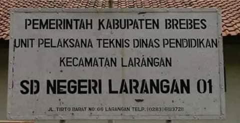 nama sekolah lucu © 2019 berbagai sumber