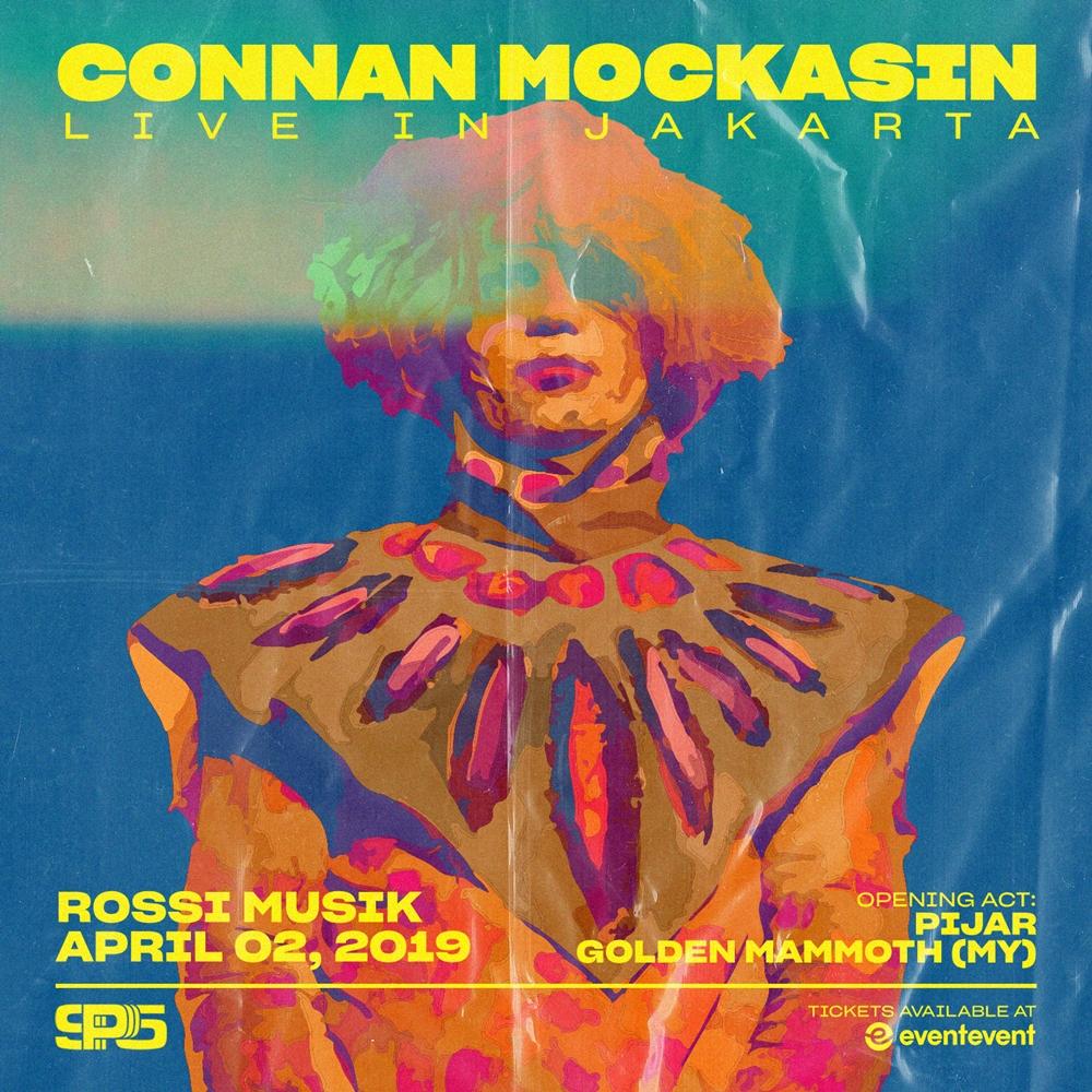Pijar dan Golden Mammoth siap jadi pembuka konser Connan Mockasin