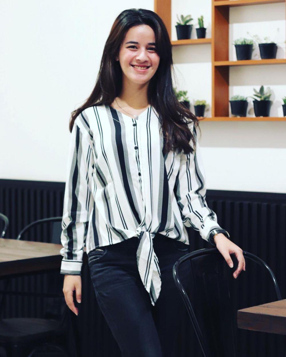 Sabrina Sameh kakak Susan  © 2019 brilio.net