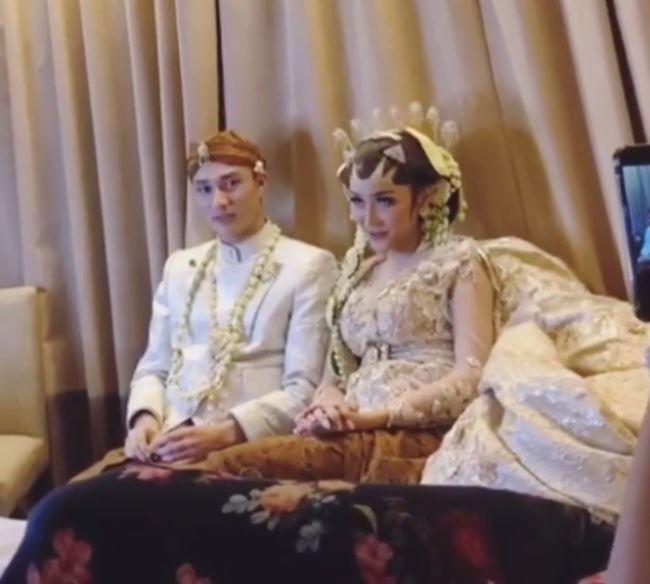 lucinta luna pengantin jawa instagram