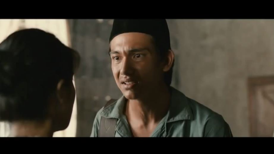 Akting Adipati Dolken di film  © 2019 brilio.net