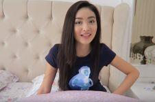 8 Penampakan kamar tidur Natasha Wilona, mewah & elegan