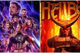 6 Film Hollywood yang tayang April 2019, ada 3 film superhero