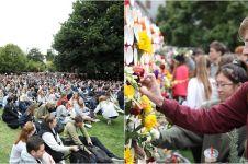 Ratusan mahasiswa dengarkan azan di Selandia Baru, bikin haru