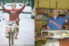 11 Editan foto Justin Bieber jadi orang Indonesia, kocak banget