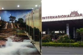 8 Penampakan toilet Bandara Juanda yang viral, bikin kagum turis