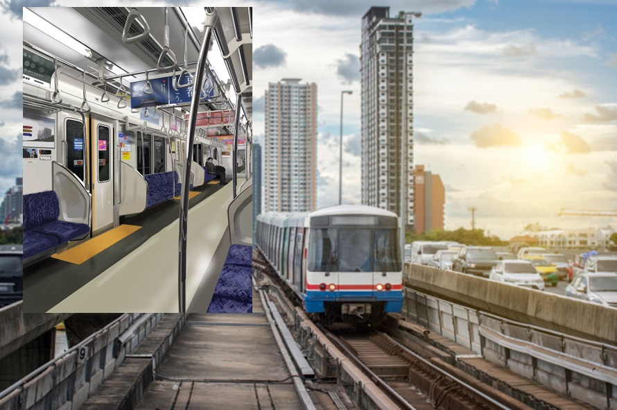 Tampak biasa, foto kereta MRT ini bakal bikin kamu takjub