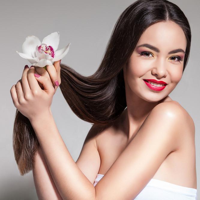 10 Cara meluruskan rambut secara alami tanpa catokan