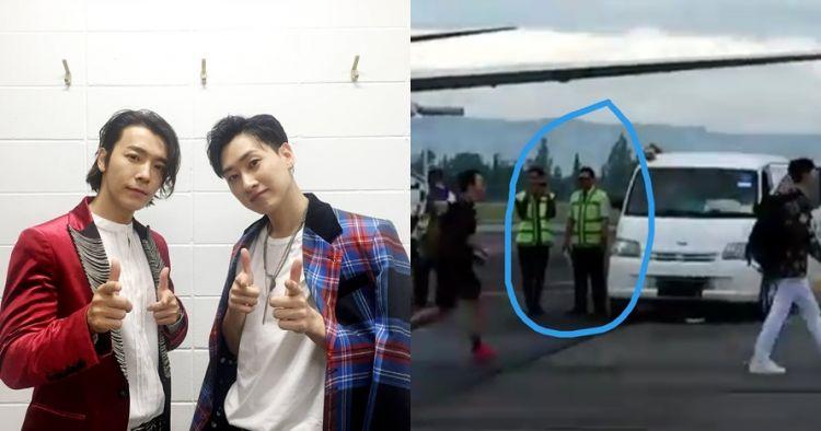 Pengakuan petugas bandara saat lihat Super Junior ini bikin ngakak