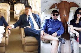 Hotman Paris bongkar 8 fakta kebiasaan Syahrini sewa jet pribadi