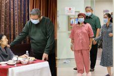 Lama tak unggah kabar, begini kondisi terbaru Ani Yudhoyono