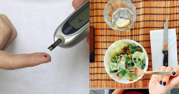 diabetes makanan yg dipantang penyakit