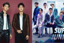 8 Momen lucu TVXQ & Super Junior saat syuting di Jogja