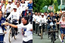6 Aksi nekat warga demi salaman dengan Jokowi, terobos Paspampres