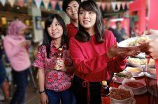 7 Fakta festival kuliner terbesar di Indonesia ini wajib dikunjungi
