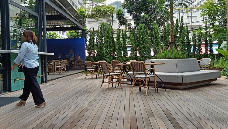 Restoran ini bikin tamu serasa berada di Argentina, instagramable lho
